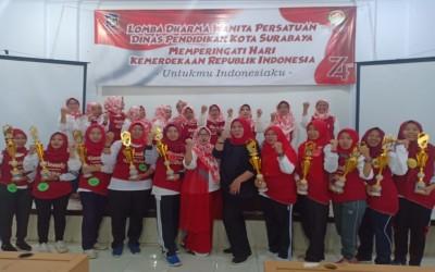 DWP Dispendik Kota Surabaya Keren